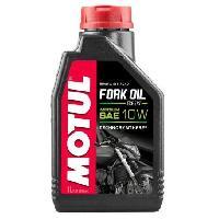 Liquide De Fourche - Huile De Fourche MOTUL Huile de fourche Fork Oil Expert M 10W 1L