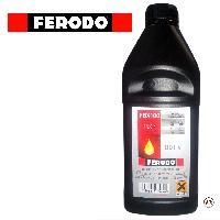 Liquide De Frein FBX100 - Liquide de frein DOT4 - 1L - Ferodo