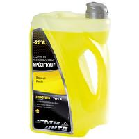 Liquide De Refroidissement Liquide de refroidissement Technofluid Type D -25 degres - 4L