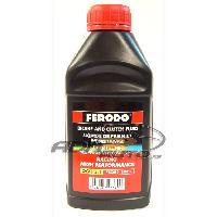 Liquides de Frein Liquide de Frein Dot 5.1 - Synthetique - 1l - Ferodo