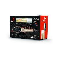 Lisseur - Pince - Fer A Lisser RM-SC97 Coffret SILK EFFECT