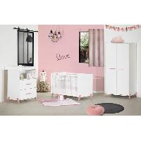 Lit Bebe Babyprice - JOY ROSE - Lit Bebe 120 x 60 - Baby Price