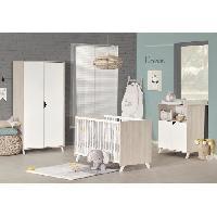 Lit Bebe Babyprice - SCANDI NATUREL - Lit Bebe 120 x 60 - Baby Price
