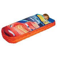 Lit D'appoint Disney Cars - Lit junior ReadyBed - lit gonflable pour enfants avec sac de couchage intégré