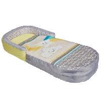 Lit D'appoint Etoiles et Nuage - Mon tout premier ReadyBed - lit gonflable pour enfants avec sac de couchage intégré