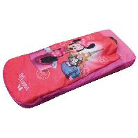 Lit D'appoint Fun House Disney Minnie lit avec matelas gonflable et duvet pour enfant
