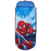 Lit D'appoint Spider-Man - Lit junior ReadyBed - lit gonflable pour enfants avec sac de couchage intégré