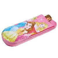 Lit Gonflable - Airbed DISNEY PRINCESSES Lit d'appoint enfant ReadyBed - Matelas gonflable + couette integree