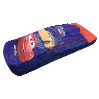 Lit Gonflable - Airbed Fun House Disney Cars lit avec matelas gonflable et duvet pour enfant