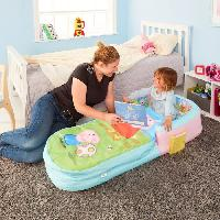 Lit Gonflable - Airbed PEPPA PIG Mon Tout Premier Readybed - Lit D'Appoint