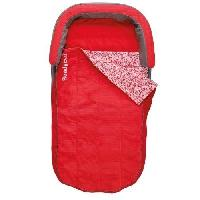 Lit Gonflable - Airbed READYBED Deluxe - Lit d'Appoint Gonflable pour enfants avec couette intégrée - Worlds Apart
