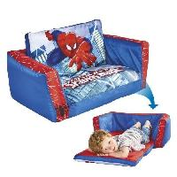 Lit Gonflable - Airbed SPIDERMAN Canape-Lit Gonflable ReadyRoom