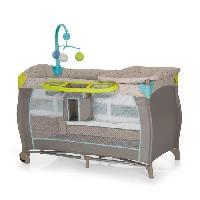 Lit Pliant - Parapluie Babycenter Multi Dots sand
