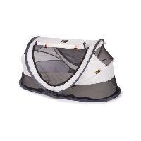 Lit Pliant - Parapluie DERYAN Lit de voyage tente bambin luxe Creme