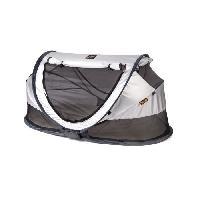 Lit Pliant - Parapluie DERYAN Lit de voyage tente bambin luxe SilverArgent