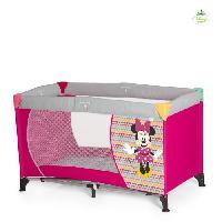 Lit Pliant - Parapluie MINNIE Lit Parapluie Bebe Dream'n Play Geo Pink - Disney Baby - Hauck