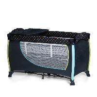Lit Pliant - Parapluie Sleep N Play Center 2 Multi Dots navy