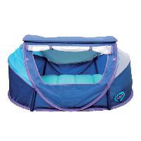 Lit Pliant - Parapluie Tente Nomade Bleue