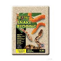Litiere Vegetale - Fibre - Paille - Chanvre - Copeaux - Cellulose - Mais EXO TERRA Litiere Snake Bedding 4.4 L - Pour reptiles