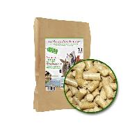 Litiere Vegetale - Fibre - Paille - Chanvre - Copeaux - Cellulose - Mais Litiere vegetale en granules de paille - Sac de 10Kg - Recettes de Daniel