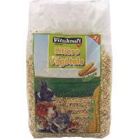 Litiere Vegetale - Fibre - Paille - Chanvre - Copeaux - Cellulose - Mais Litiere vegetale nature 5 L - Pour rongeur