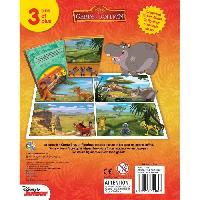 Livre D'eveil - Electronique - Interactif DISNEY GARDE DU ROI LION 12 figurines et un tapis de jeu - Livre cartonne de 10 pages - Mixte - 3 ans