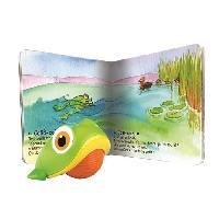 Livre D'eveil - Electronique - Interactif HALILIT Livre Les bruits du lac
