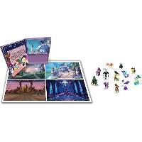 Livre D'eveil - Electronique - Interactif HASBRO MY LITTLE PONY 12 figurines et un tapis de jeu - Livre cartonne de 10 pages - Fille - 3 ans