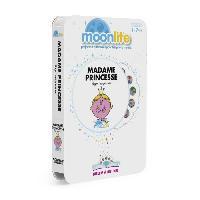 Livre Electronique Enfant - Livre Interactif Enfant MOONLITE Pack Histoire - Madame Princesse - Aucune