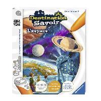 Livre Electronique Enfant - Livre Interactif Enfant TIPTOI Livre Interactif L'espace