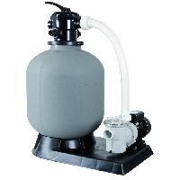Local Technique Pour Pompe - Groupe Filtrant Kit de Filtration a sable pour piscine - 6m3h