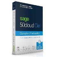 Logiciel Bureautique - Utilitaire 50cloud COMPTA+FACTURATION - 1 an d'assistance