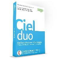 Logiciel Bureautique - Utilitaire Ciel Duo 2019 -Ciel Compta + Ciel Devis Factures - - Sage