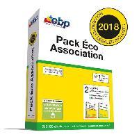 Logiciel Bureautique - Utilitaire EBP Pack Eco Association - Derniere version - Ntes Legales incluses