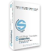 Logiciel Bureautique - Utilitaire Systran 8 Translator Essential - Pack Belgique - Mysoft