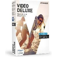 Logiciel Culture - Loisirs Logiciel Video deluxe - Box - FR
