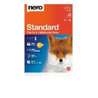 Logiciel Professionnel NERO Logiciel Standard 2019 - Conversion video en disque