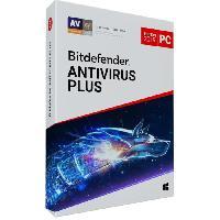 Logiciels Antivirus Plus 2019 - valable 2 Ans - pour 3 PC