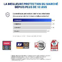 Logiciels Bitdefender Antivirus PC Lifetime Edition 2021 - Protection a vie