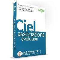 Logiciels Ciel Association Evolution 2019 - Sage