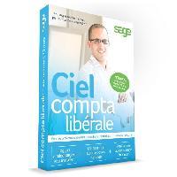 Logiciels Ciel Compta Libérale 2016 Abonnement 12 mois - Sage