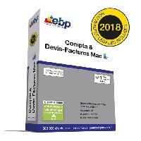 Logiciels EBP Compta & Devis-Factures MAC - Derniere version - Ntés Légales incluses