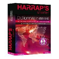 Logiciels HARRAP S SHORTER V3 - dictionnaire bilingue