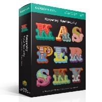 Logiciels KASPERSKY Total Security 2018 -2 PC - 1 an- edition 20eme Anniversaire