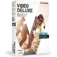 Logiciels Logiciel Video deluxe - Box - FR