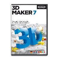 Logiciels MAGIX Logiciel CD 3D Maker - Pour PC
