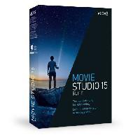 Logiciels MAGIX VEGAS Movie Studio 15 Suite