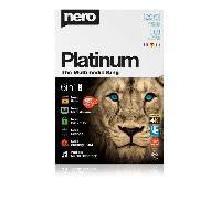 Logiciels NERO Logiciel Platinum 2019 - Conversion video en disque