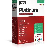 Logiciels NERO Platinum Unlimited