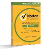 Logiciels NORTON SECURITY 2018 STANDARD 1 App - Norton By Symantec